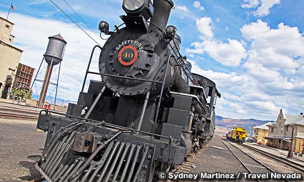 ネバダ州北部鉄道博物館 Nevada Northern Railway Museum