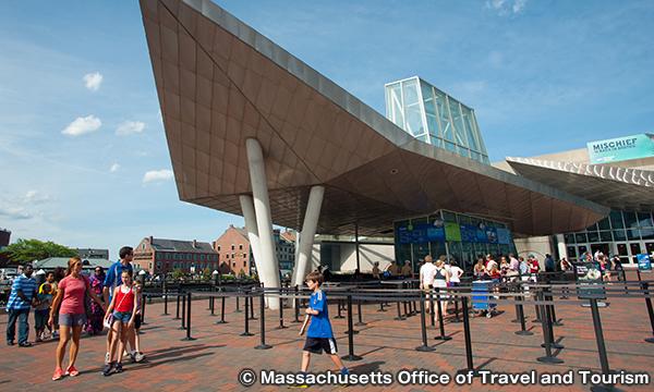 ニューイングランド水族館 New England Aquarium