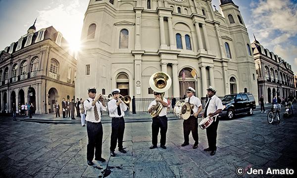 ニューオーリンズ New Orleans