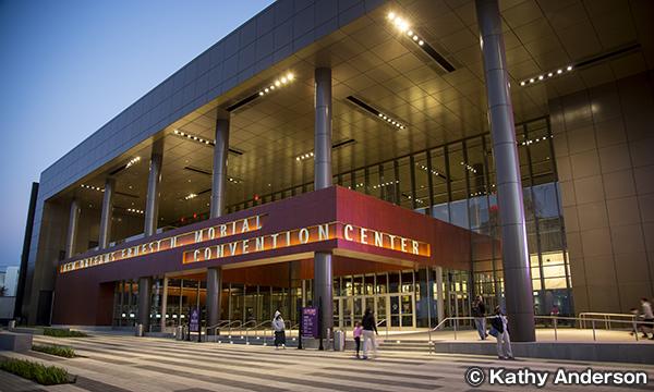 ニューオーリンズ モリアル コンベンションセンター