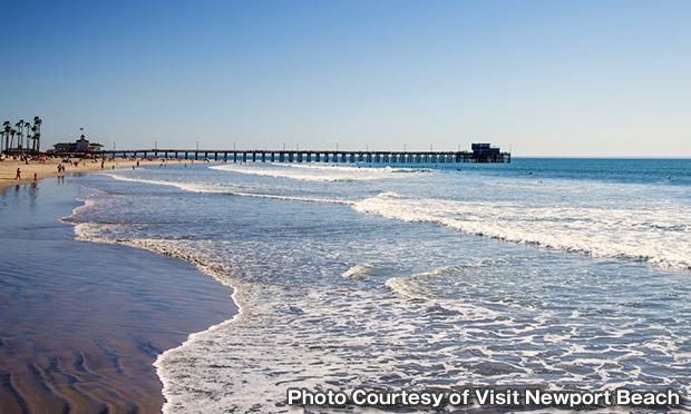 ニューポート・ビーチ・ピア(Newport Beach Pier)