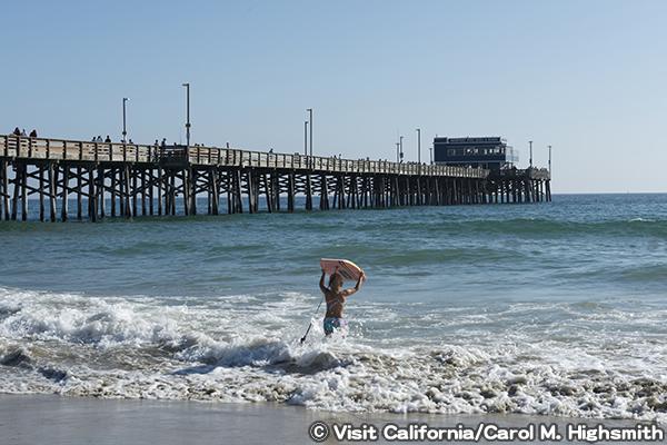 ニューポート・ビーチ Newport Beach