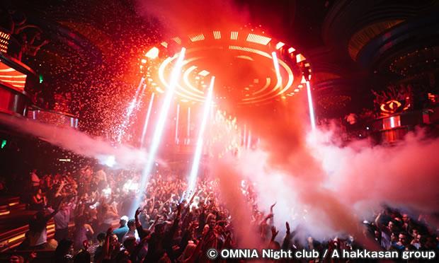 オムニア ナイトクラブ ラスベガス OMNIA Nightclub Las Vegas