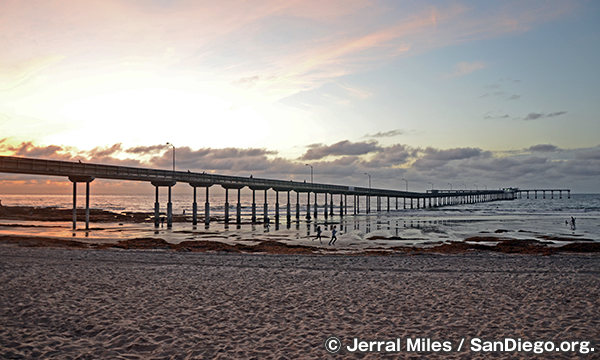 オーシャンビーチ ピア Ocean Beach Pier