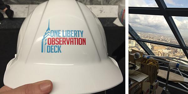 ワンリバティプレイスビル展望 One Liberty Observation Deck
