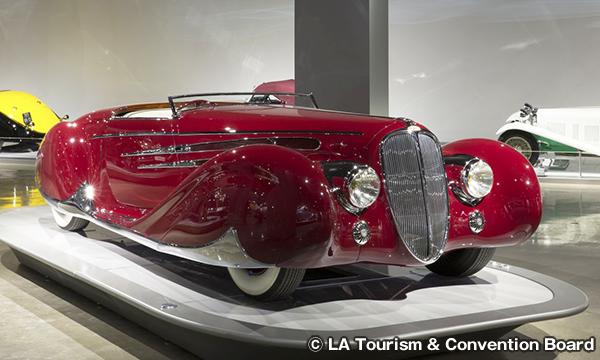 ピーターソン自動車博物館 Petersen Automotive Museum