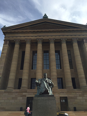 フィラデルフィア美術館 Philadelphia Museum of Art