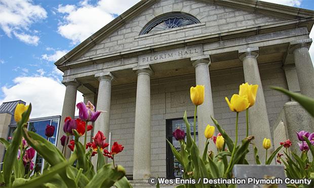 ピルグリム・ホール博物館 Pilgrim Hall Museum