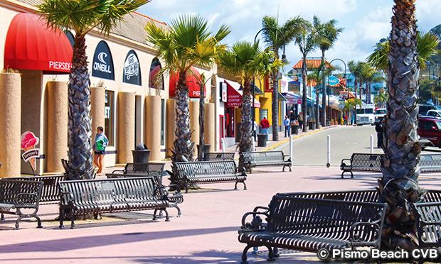 ピズモビーチ Pismo Beach