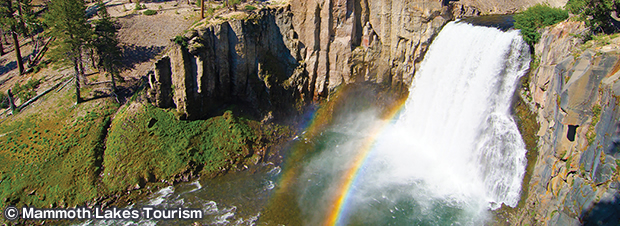 レインボー滝(Rainbow Falls)