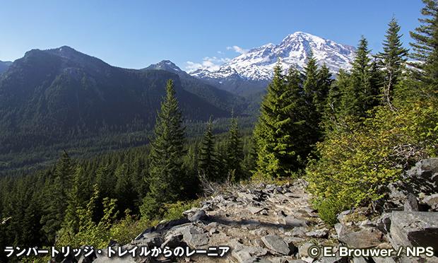 ランパート・リッジ・トレイル Rampart Ridge Trail