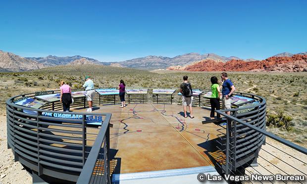 レッド・ロック・キャニオン ビジターセンター Red Rock Canyon Visitor Center