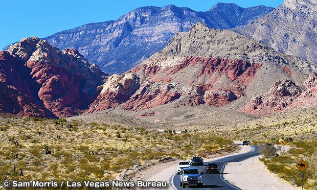 レッド ロック キャニオン Red Rock Canyon