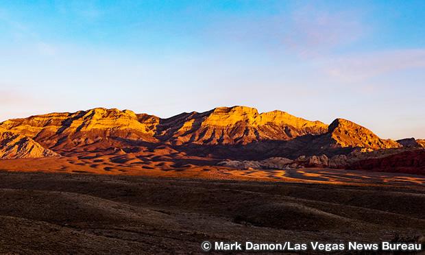 レッド・ロック・キャニオン・オーバールック Red Rock Canyon Overlook
