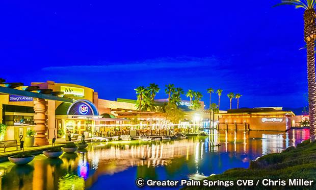 ザ・リバー・モール The River at Rancho Mirage