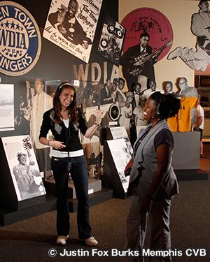 メンフィス・ロックンソウル博物館 The Memphis Rock 'n' Soul Museum