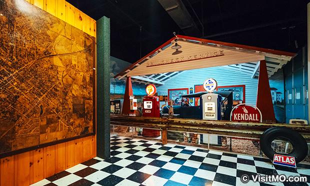ルート66博物館 Route 66 Museum