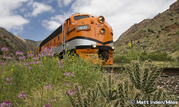 The Royal Gorge Route Railroad