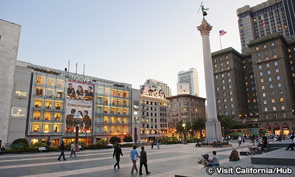 ユニオン・スクエア Union Square