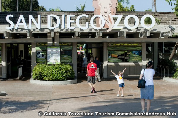 サンディエゴ動物園 San Diego Zoo