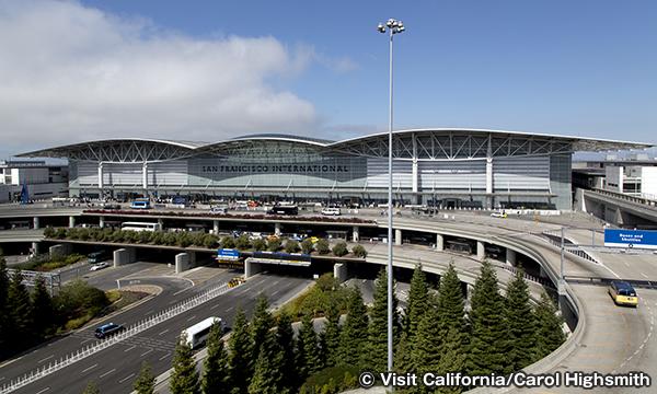 サンフランシスコ国際空港 SFO