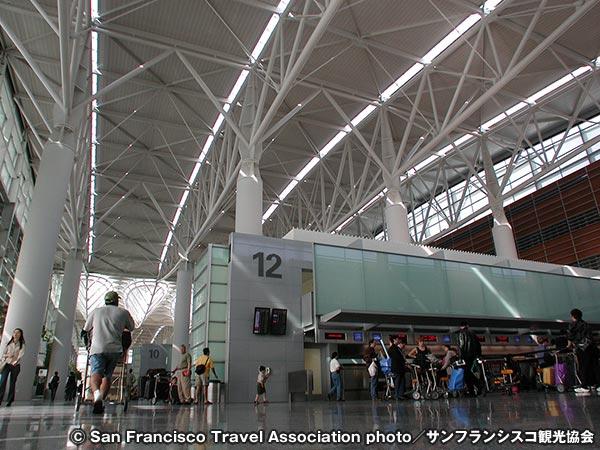 サンフランシスコ国際空港