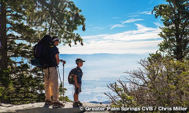 サンジャシント山州立公園 Mt. San Jacinto State Park