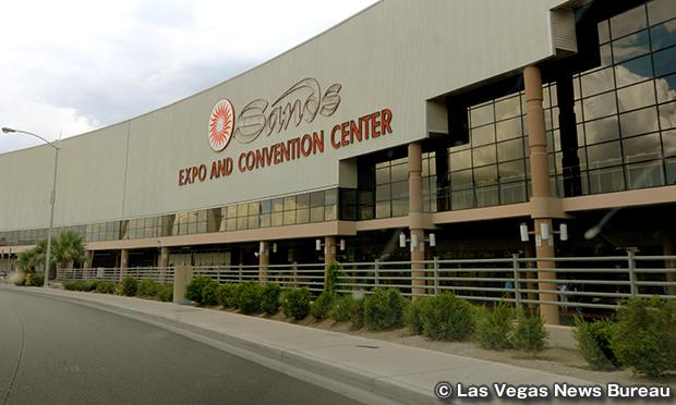 サンズ・エクスポ & コンベンション・センター Sands Expo and Convention Center