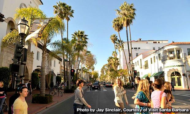 サンタバーバラ Santa Barbara