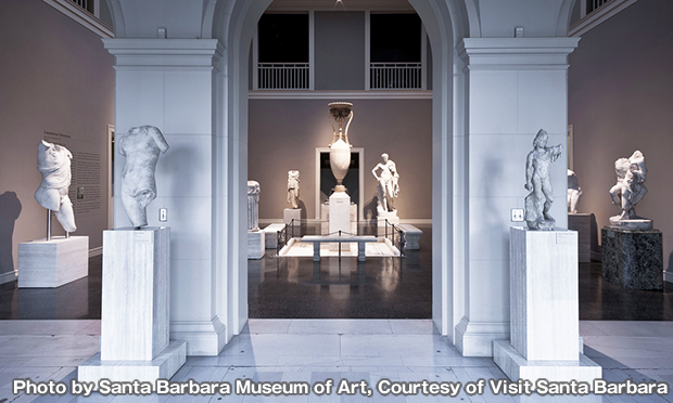 サンタバーバラ美術館 Santa Barbara Museum Of Art