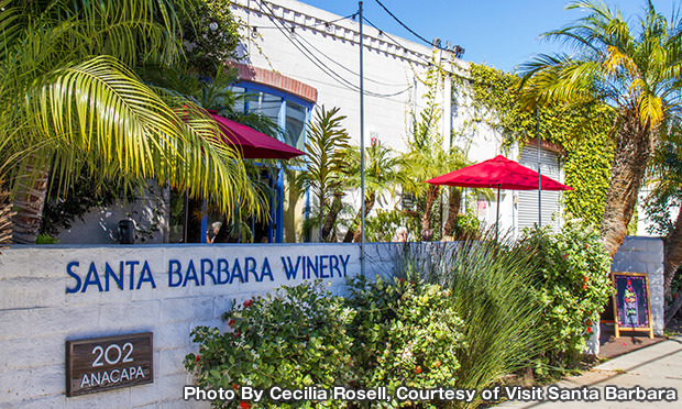 サンタバーバラ ワイナリー Santa Barbara Winery