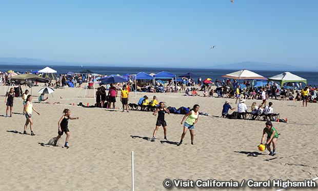 サンタクルーズ・ビーチ Santa Cruz Beach