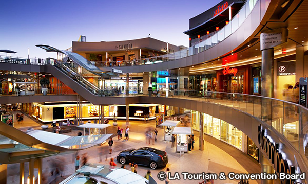 サンタモニカ プレイス Santa Monica Place