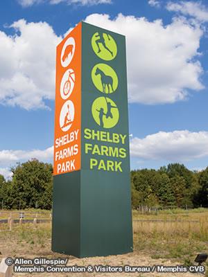 シェルビー・ファームズ・パーク Shelby Farms Park