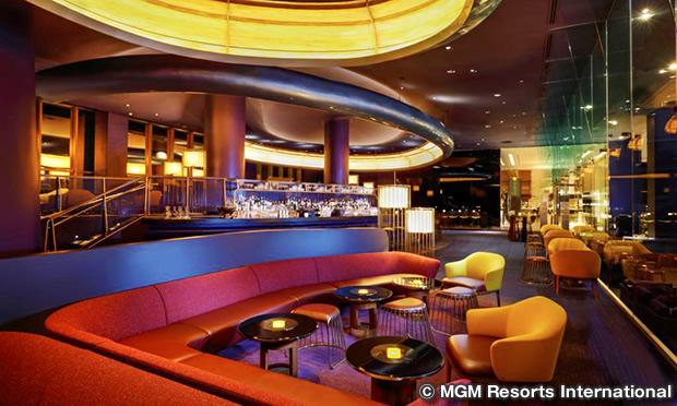 スカイフォールラウンジ Skyfall Lounge