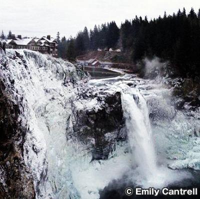 スノコルミー滝