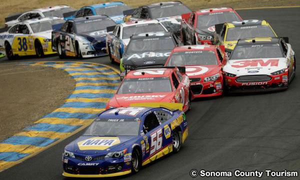 ソノマ レースウェイ Sonoma Raceway
