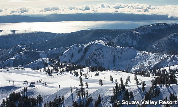 スコー・バレー・リゾート Squaw Valley Resort