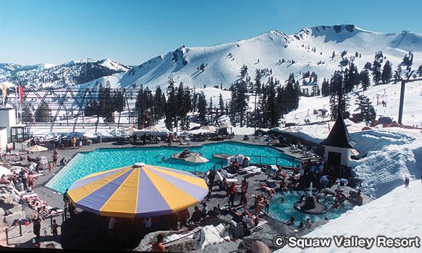 スコー・バレー・リゾートの温水プール