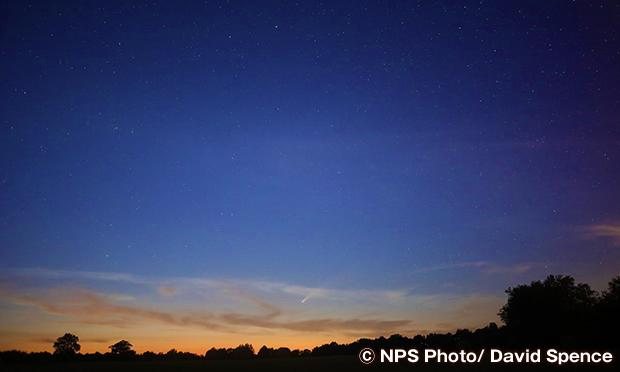 天体観測 Stargazing