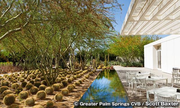 サニーランズ・センター&ガーデンズ Sunnylands Center & Gardens