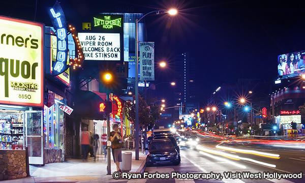 サンセットストリップ Sunset Strip