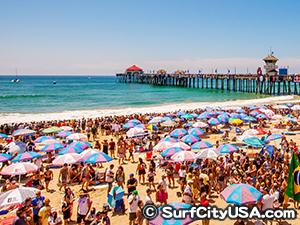 USオープン・オブ・サーフィン US Open of Surfing