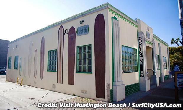 インターナショナル サーフィン博物館 International Surfing Museum