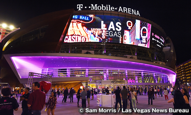T-モバイル・アリーナ T-Mobile Arena