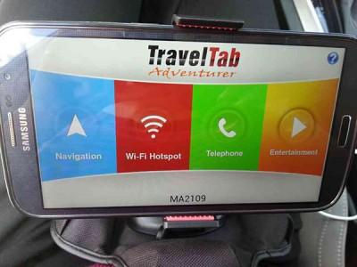 TravelTab (トラベルタブ)