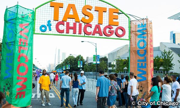 テイスト・オブ・シカゴ Taste of Chicago