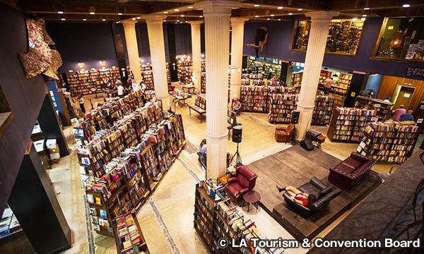 ザ ラスト ブックストア The Last Bookstore
