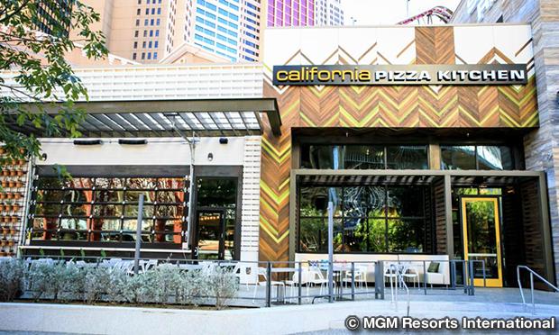カリフォルニア・ピザキッチン California Pizza Kitchen