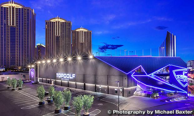 トップゴルフ ラスベガス Topgolf Las Vegas